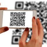 QRコードを簡単に読み取れる!誰でもできるiPhoneの活用術
