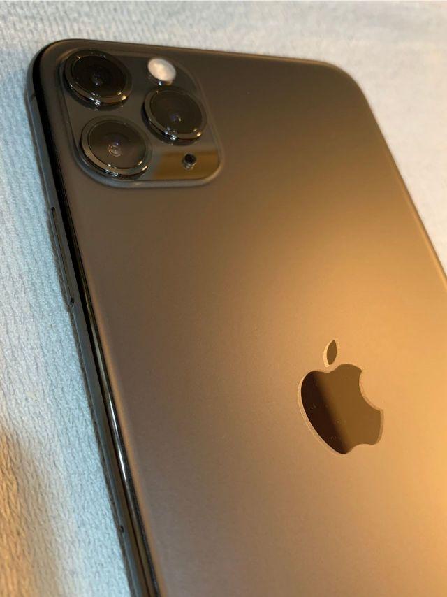 iPhone11promax 背面