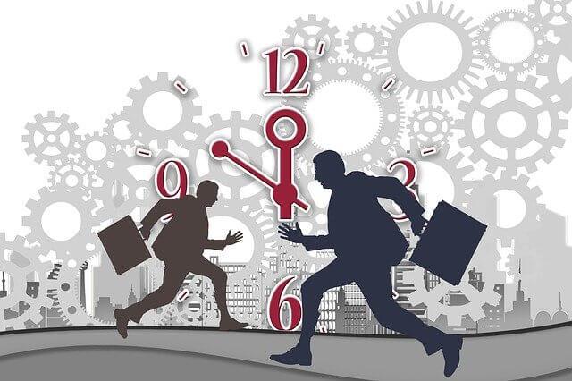 転職して営業で稼ぎたい!時間を有効に使う仕事をしよう!