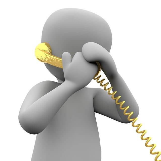 固定電話恐怖症って何?会社の電話が怖いと思う人の克服方法