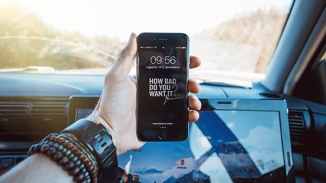iOS13.4(ベータ版)はiPhoneで車のロックが出来る?新機能のCarkey