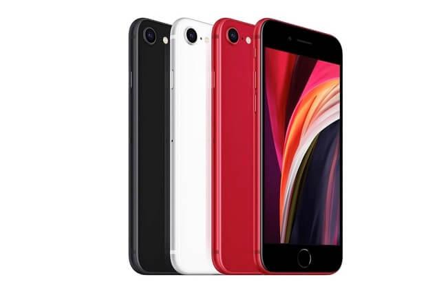 iPhone SE新型デザインはどこが違うの?iPhone8と違うところは何?