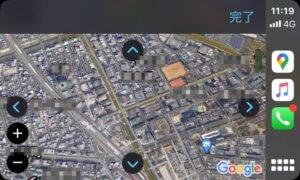 AppleCarPlay「Google マップ」の使い方をレビュー!